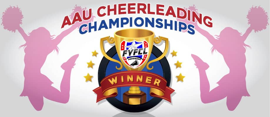 FYFCL Youth Cheerleading District Championship