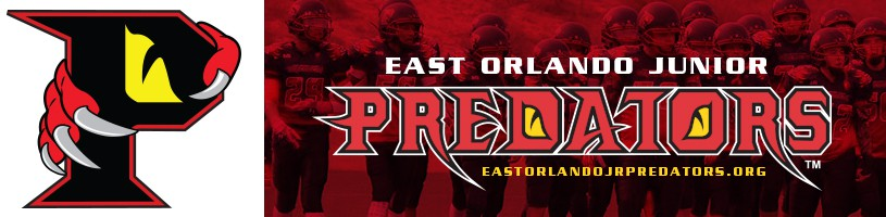 Image of East Orlando Preds a top Youth Football in Orlando Banner