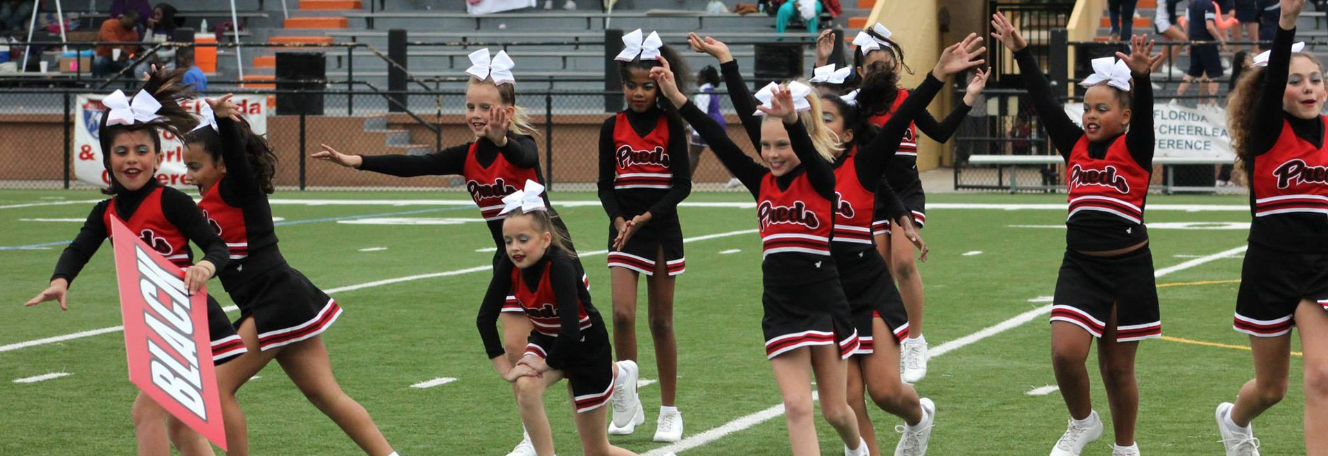 East Orlando Junior Predators Youth Cheerleading