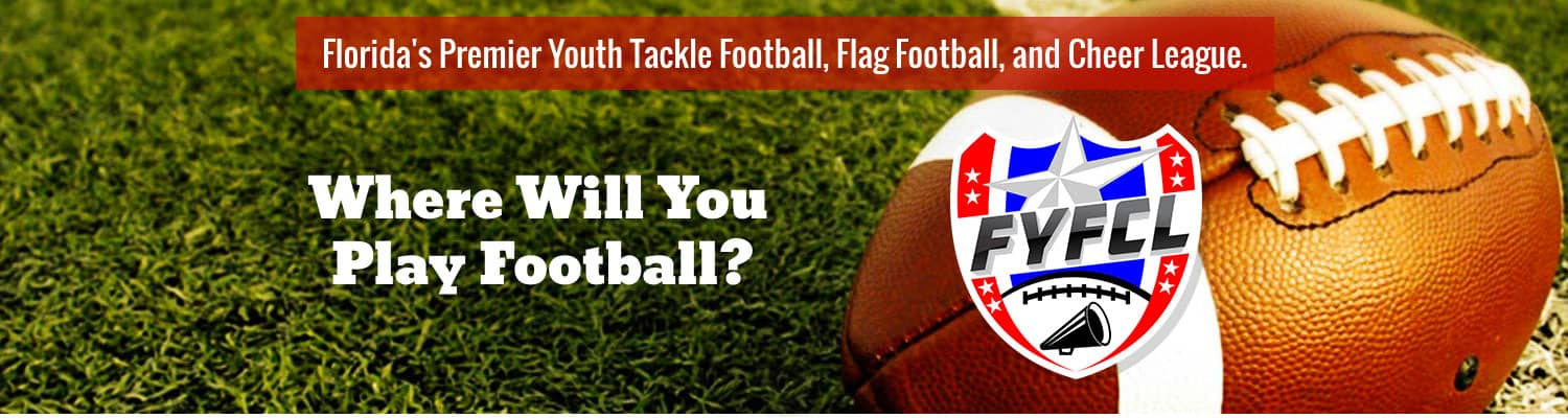 youth football leagues in Orlando, FL