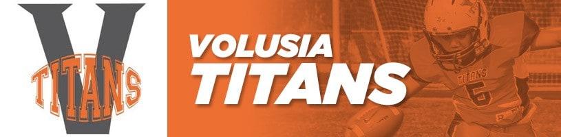 logo banner image for Volusia Titans