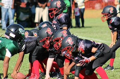 Image of AAU Youth Football player in Orlando | East Orlando Junior Predators