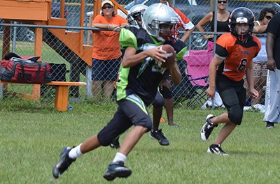 image of East Orange Thunder Football