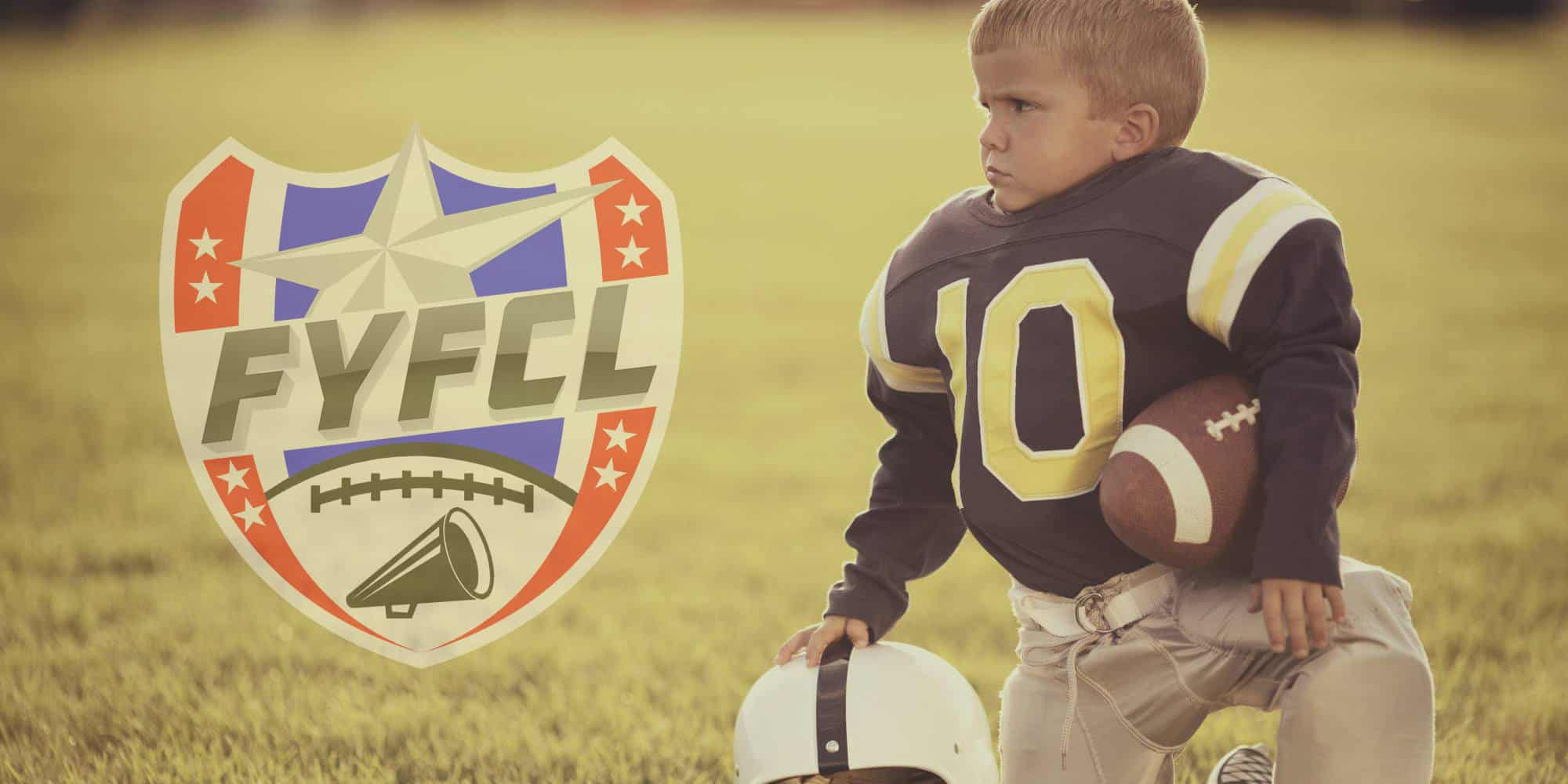 Image of FYFCL Youth Football Player