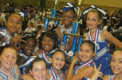 Image of Apopka Youth Cheer