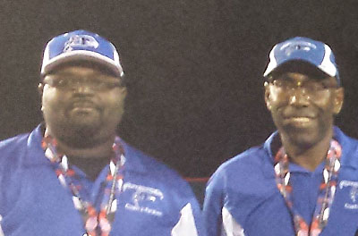 Image of Apopka Youth Football volunteers