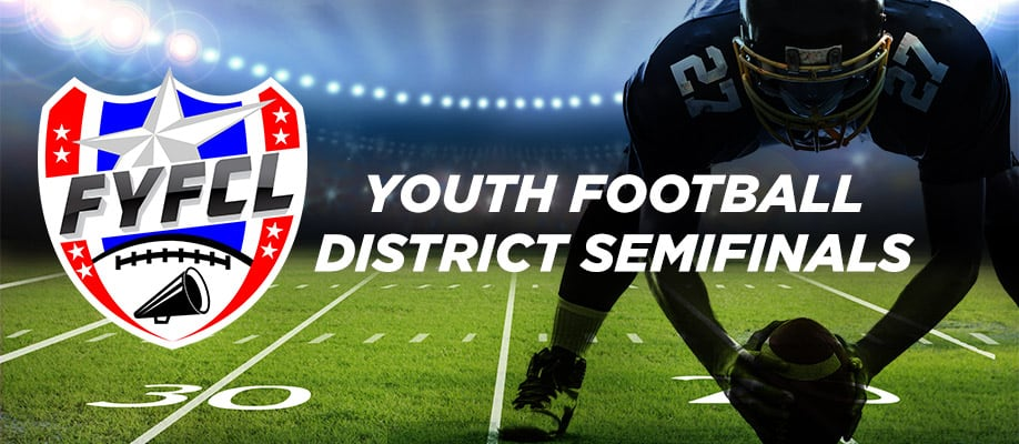 FYFCL Youth Football District Playoffs