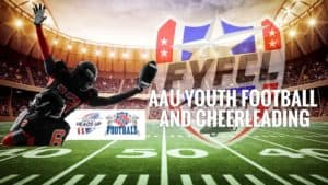 FYFCL AAU Youth Football & Cheer