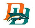 davenport-dolphins-logo